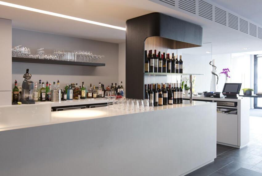 Horeca inrichting Hotel Princess (Oostende) - Meubelen Deviese