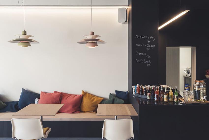 Winkelinrichting Baenk (Nieuwpoort) - Meubelen Devriese
