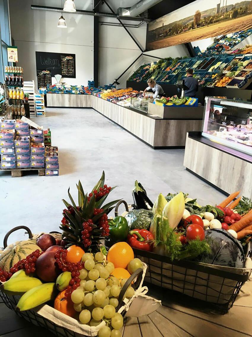Winkelinrichting De Verscentrale (Kluisbergen) - Meubelen Devriese